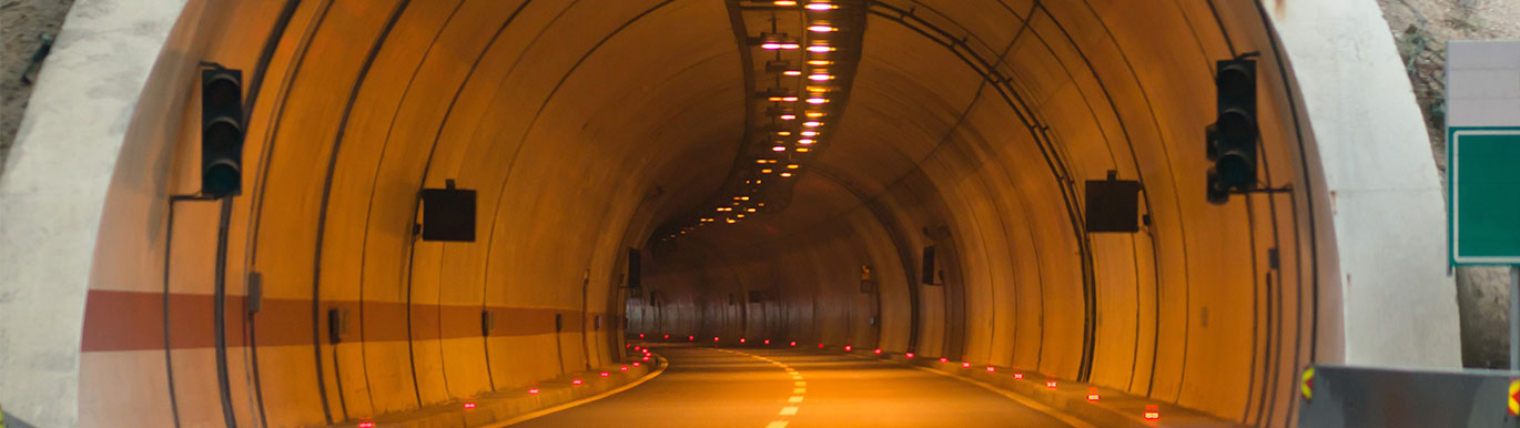 highway tunnel fire detection